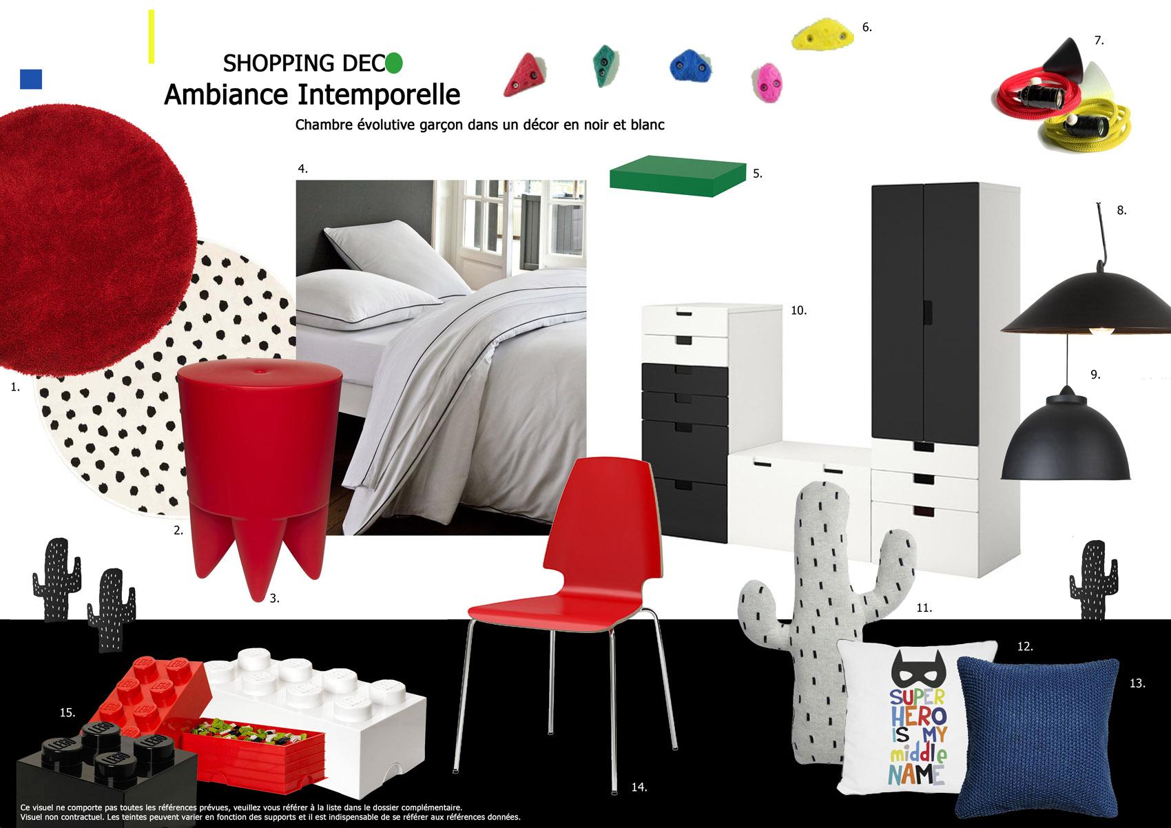 Chambre Garçon Évolutive | Anne-Solenn Cherat, Décoratrice UFDI | 56