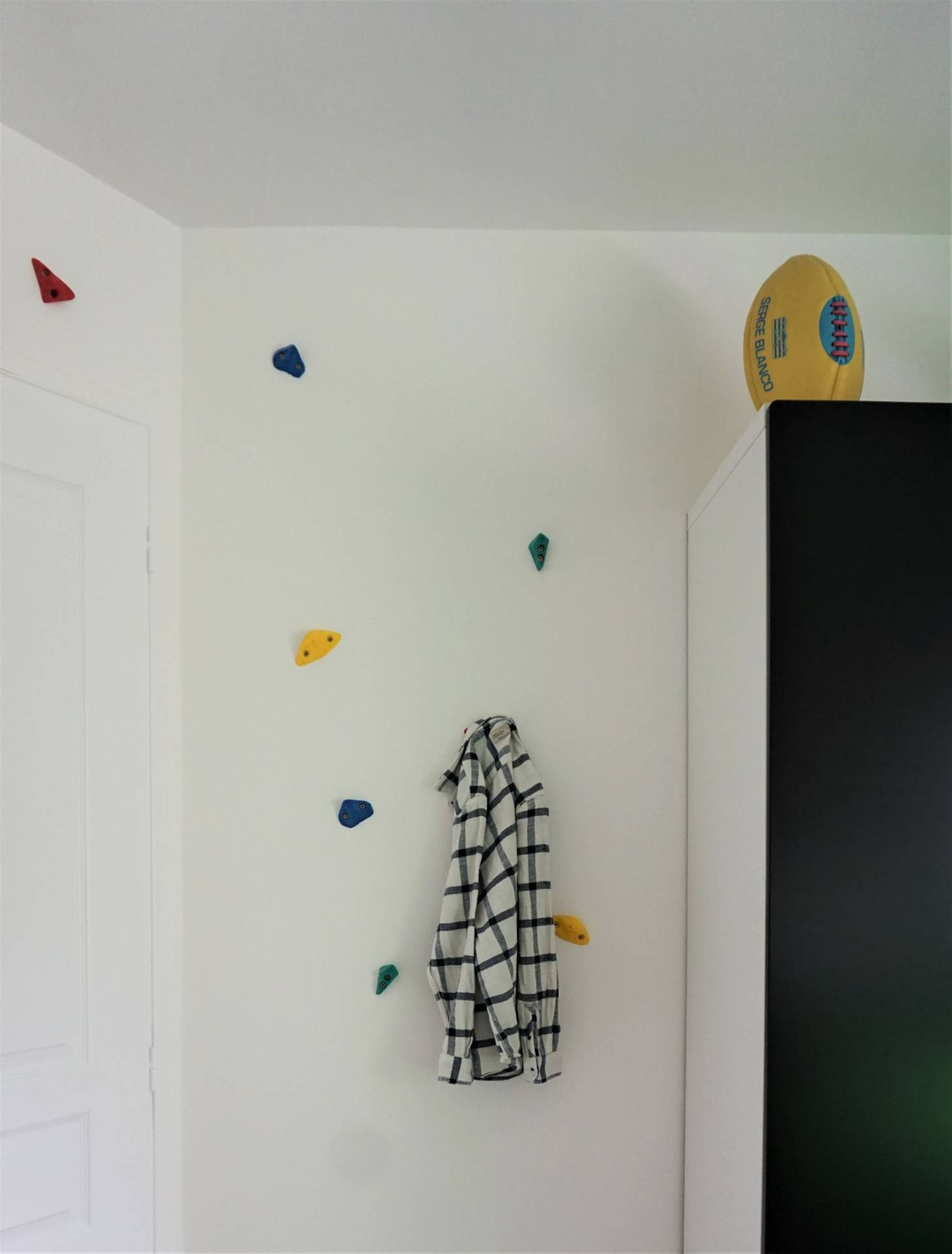 Chambre enfant par Anne Solenn Chérat, Décoratrice UFDI sur Lorient, Vannes, Pontivy
