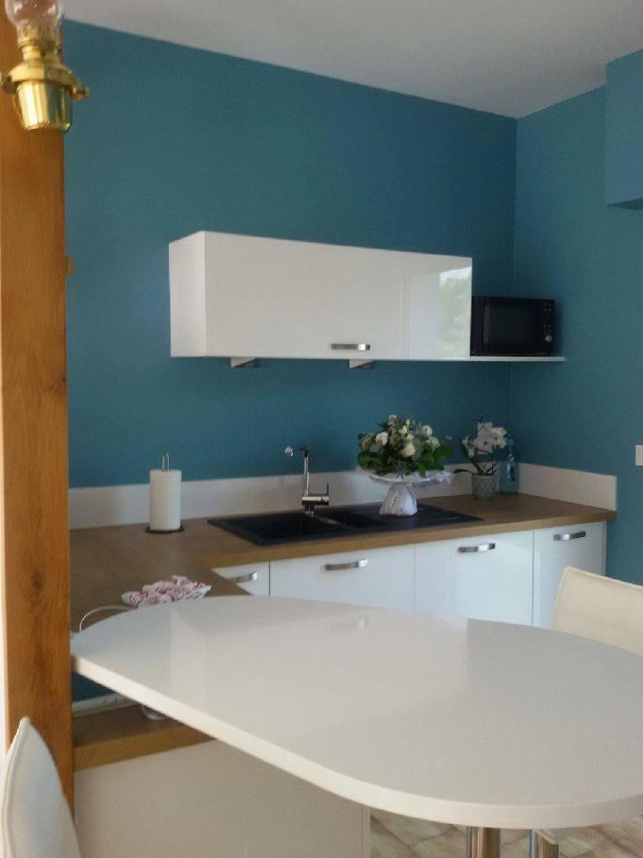 Visite conseil en décoration pour une cuisine à Larmor-Plage (56) par Anne-Solenn Cherat