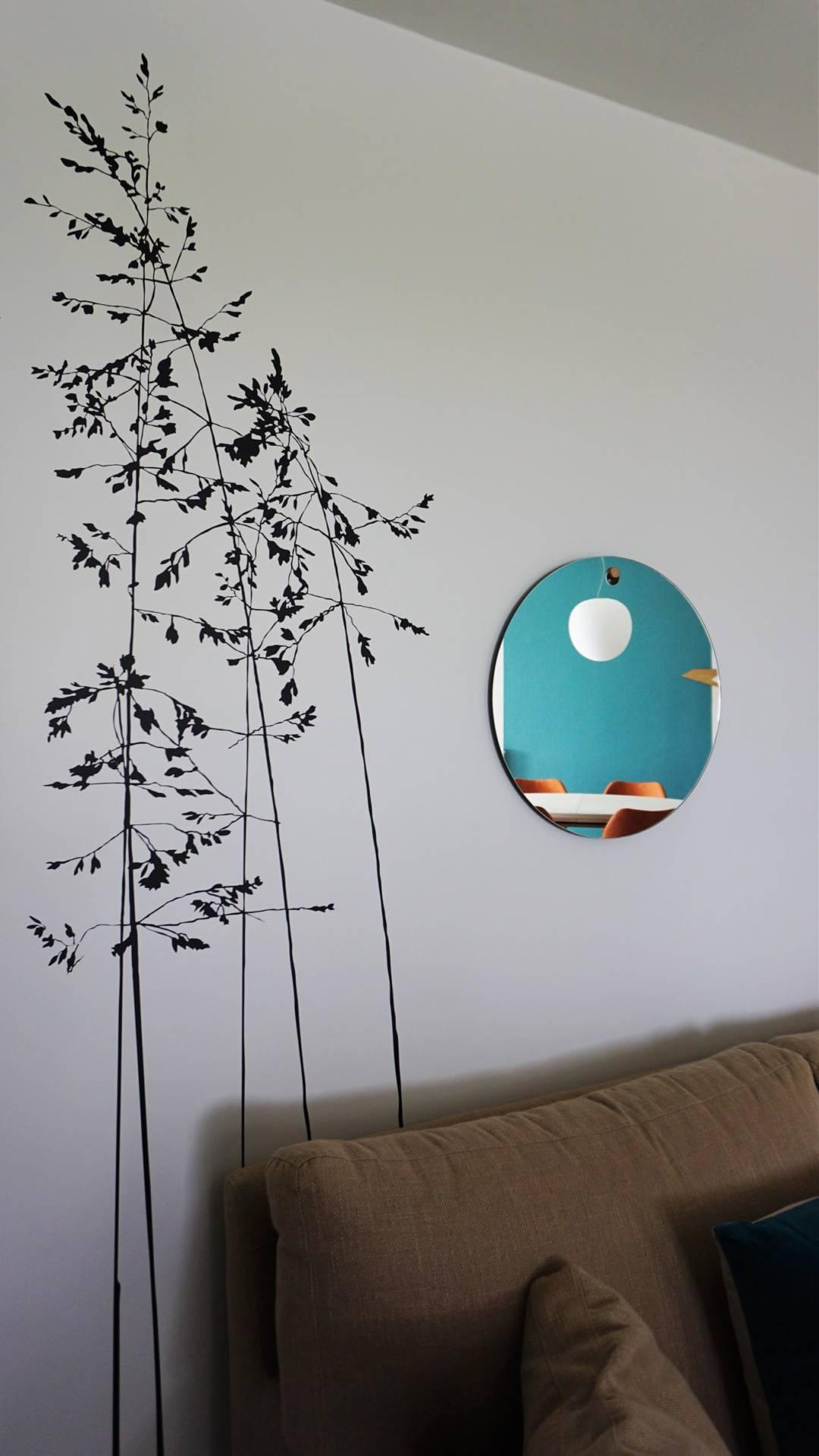 Décoration pièce de vie par Anne Solenn Chérat, Décoratrice UFDI sur Lorient, Vannes, Pontivy : appartement bord de mer.