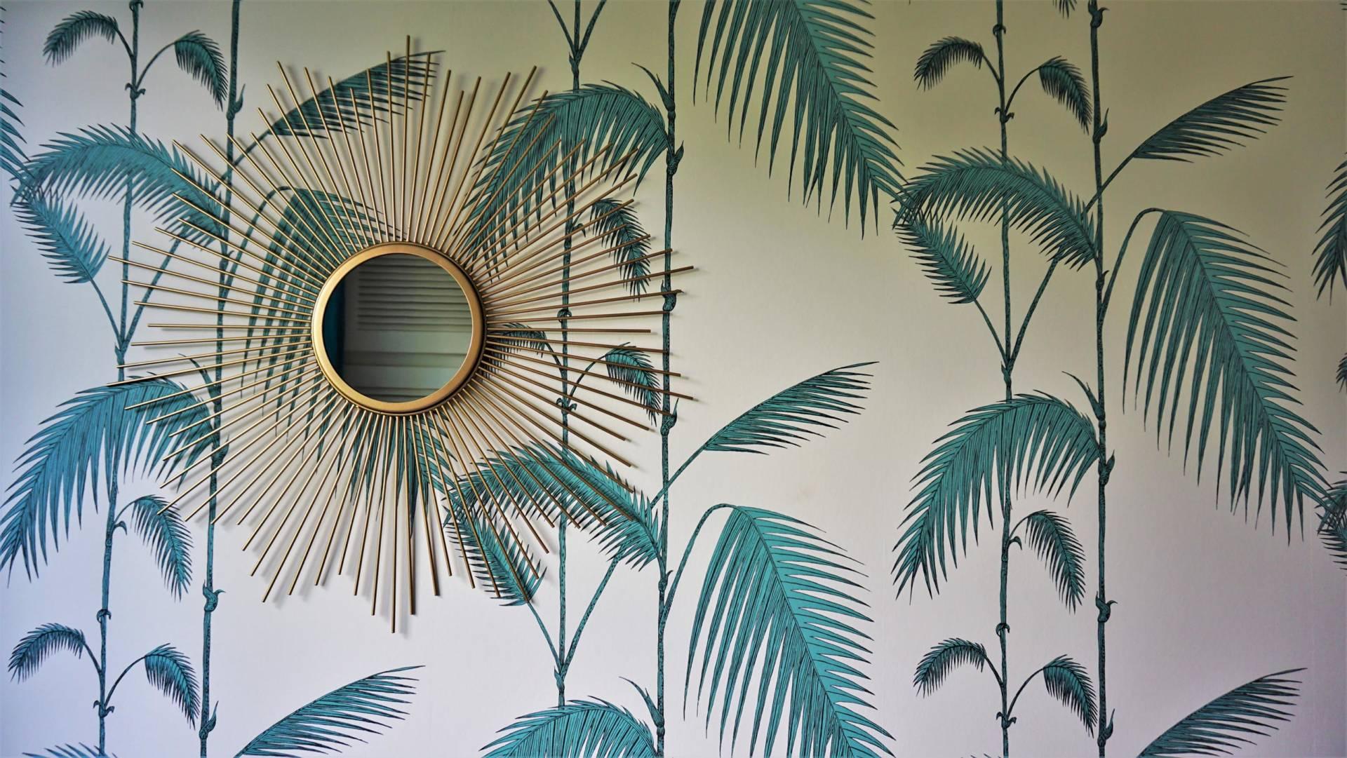 Décoration chambre par Anne Solenn Chérat, Décoratrice UFDI sur Lorient, Vannes, Pontivy : appartement bord de mer.